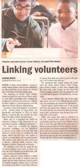 Linking-Volunteers